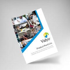 Vidyo Product Portfolio