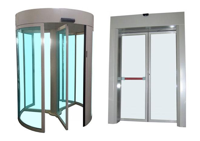 REVOLVING & AUTOMATIC DOORS